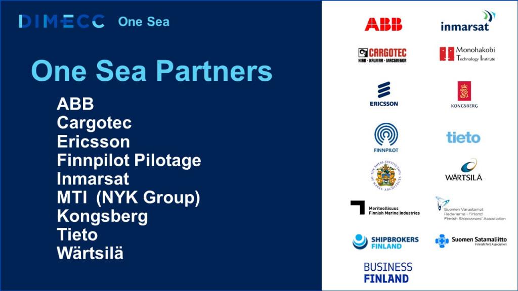 Members of One Sea