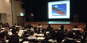Monohakobi Techno Forum 2012 講演会場の様子