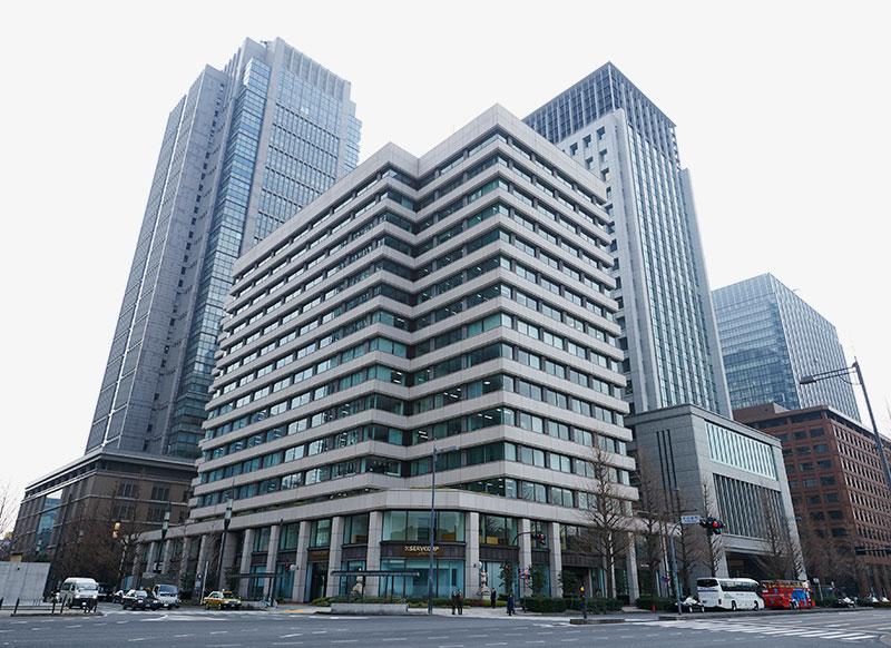 日本郵船ビル(東京都千代田区)